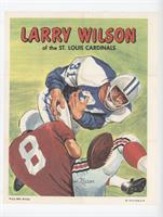 Larry Wilson [Poor to Fair]
