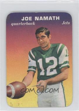 1970 Topps Super Glossy #29 - Joe Namath