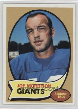 1970 Topps #105 - Joe Morrison