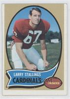 Larry Stallings [Good to VG‑EX]