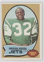 Emerson Boozer