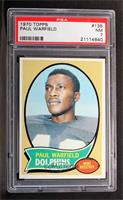 Paul Warfield [PSA 7]