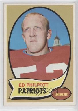 1970 Topps #138 - Ed Philpott