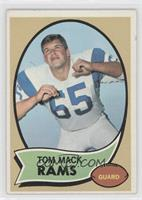 Tom Mack [GoodtoVG‑EX]