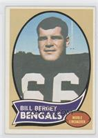 Bill Bergey [Good to VG‑EX]
