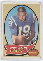 Johnny Unitas [Poor]