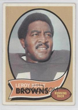 1970 Topps #20 - Leroy Kelly