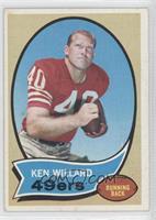 Ken Willard