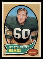 Lee Roy Caffey [VG EX]