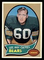 Lee Roy Caffey [NM]