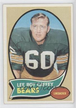 1970 Topps #236 - Lee Roy Caffey