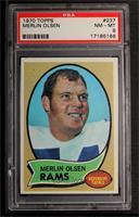 Merlin Olsen [PSA8]