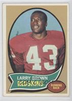 Larry Brown [Good to VG‑EX]