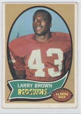 1970 Topps #24 - Larry Brown