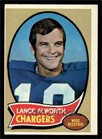 Lance Alworth [VG EX]