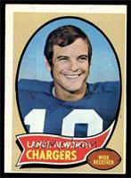 Lance Alworth [EX]