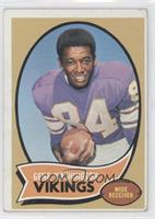 Gene Washington [Good to VG‑EX]