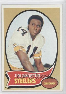 1970 Topps #56 - Jim Shorter