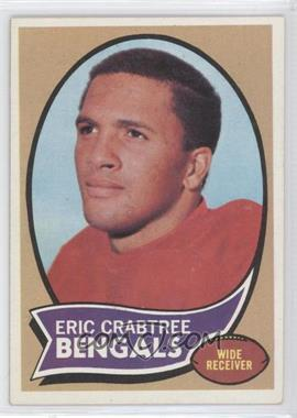 1970 Topps #58 - Eric Crabtree