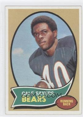 1970 Topps #70 - Gale Sayers