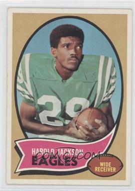 1970 Topps #72 - Harold Jackson