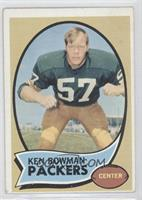 Ken Bowman [Good to VG‑EX]