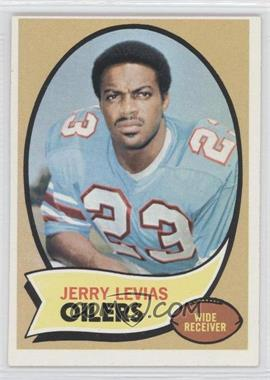 1970 Topps #89 - Jerry LeVias