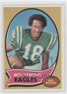 1970 Topps #98 - Ben Hawkins