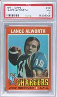 Lance Alworth [PSA7]