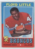 Floyd Little [Good to VG‑EX]