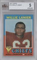 Willie Lanier [BVG 5]