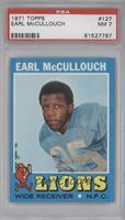 Earl McCullouch [PSA7]