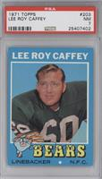 Lee Roy Caffey [PSA 7]