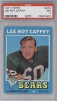 Lee Roy Caffey [PSA7]