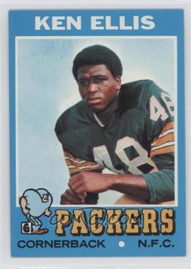 1971 Topps #224 - Ken Ellis