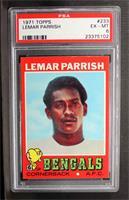Lemar Parrish [PSA6]