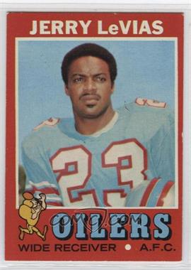 1971 Topps #240 - Jerry LeVias