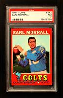 Earl Morrall [PSA7]