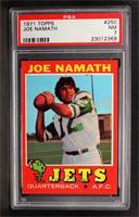 Joe Namath [PSA7]