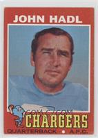 John Hadl [GoodtoVG‑EX]