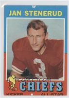 Jan Stenerud [Good to VG‑EX]