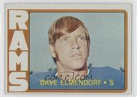 Dave Elmendorf