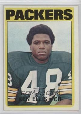 1972 Topps - [Base] #12 - Ken Ellis