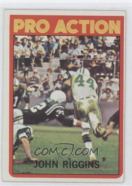 1972 Topps - [Base] #126 - John Riggins
