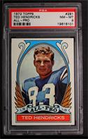 Ted Hendricks [PSA 8]