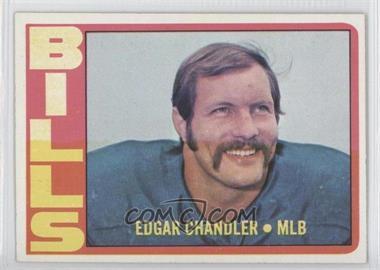 1972 Topps - [Base] #319 - Edgar Chandler