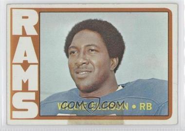 1972 Topps - [Base] #62 - Willie Ellison [GoodtoVG‑EX]