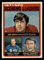 Curt Knight, Errol Mann, Bruce Gossett [NM]