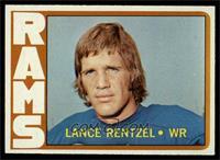 Lance Rentzel [NM]