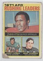 Floyd Little, Larry Csonka [PoortoFair]